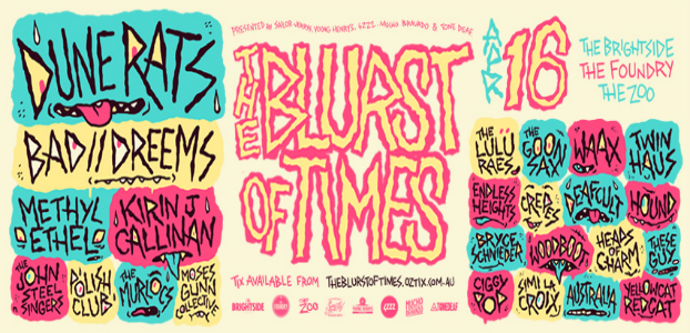 Blurst of Times 2016 Article