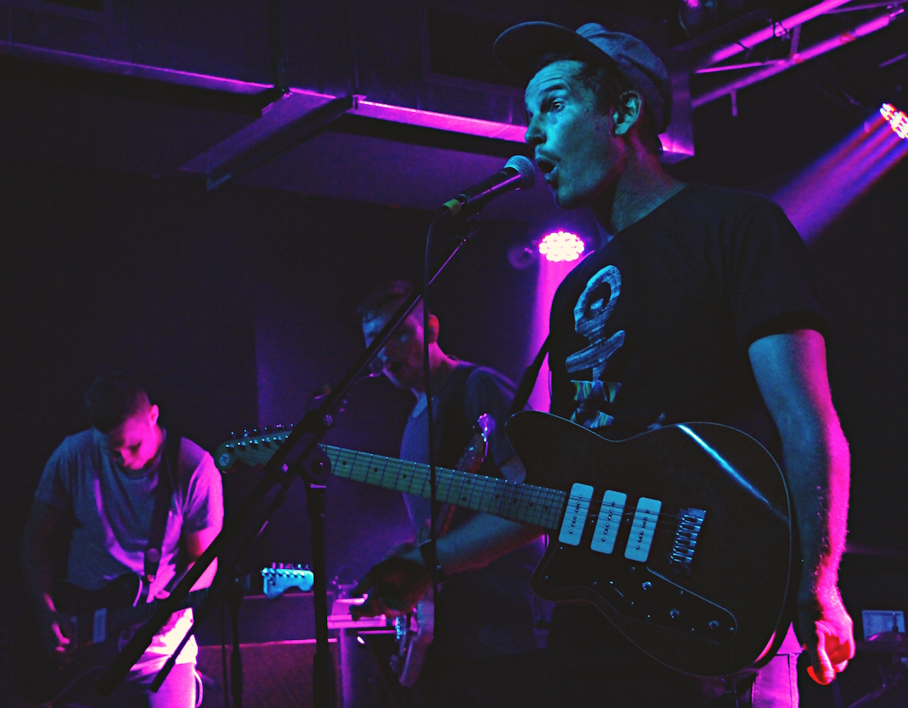 Live Review: Hey Geronimo w/ Selahphonic & Beneb @ The Foundry |