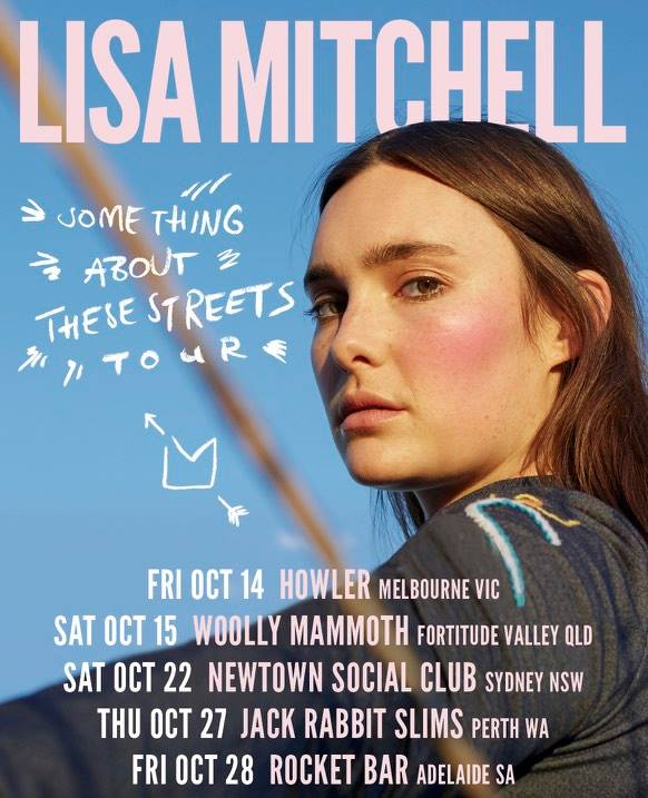 Lisa Mitchell Tour