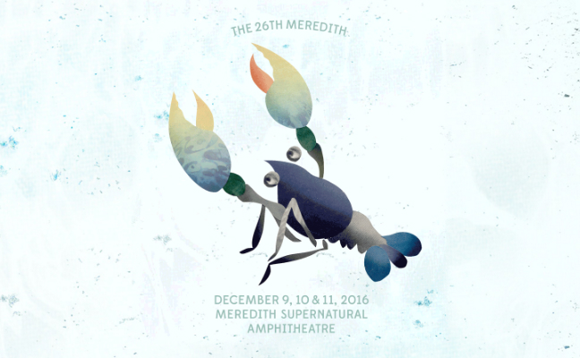 Meredith Festival 2016