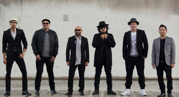 Ozomatli press shot