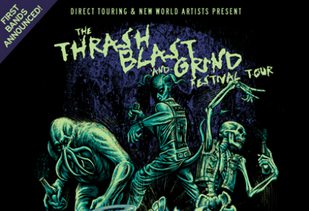 Thrash Blast and Grind 2017