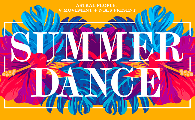 Summer Dance Party Get The Party Started, Announce 2017 Line Up