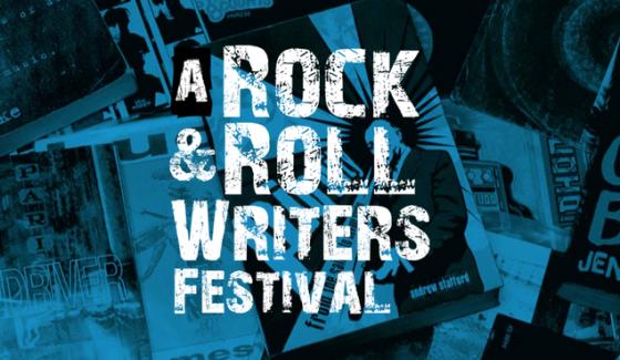 a rock & roll writers festival