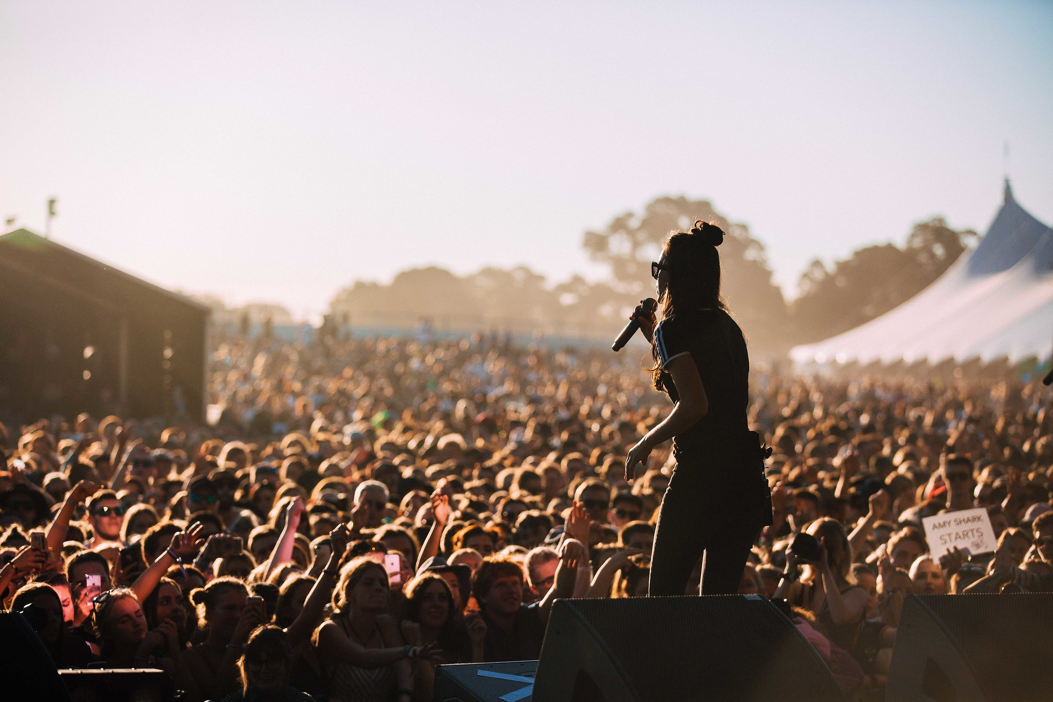 Sideshow Alley: Groovin The Moo 2019 |