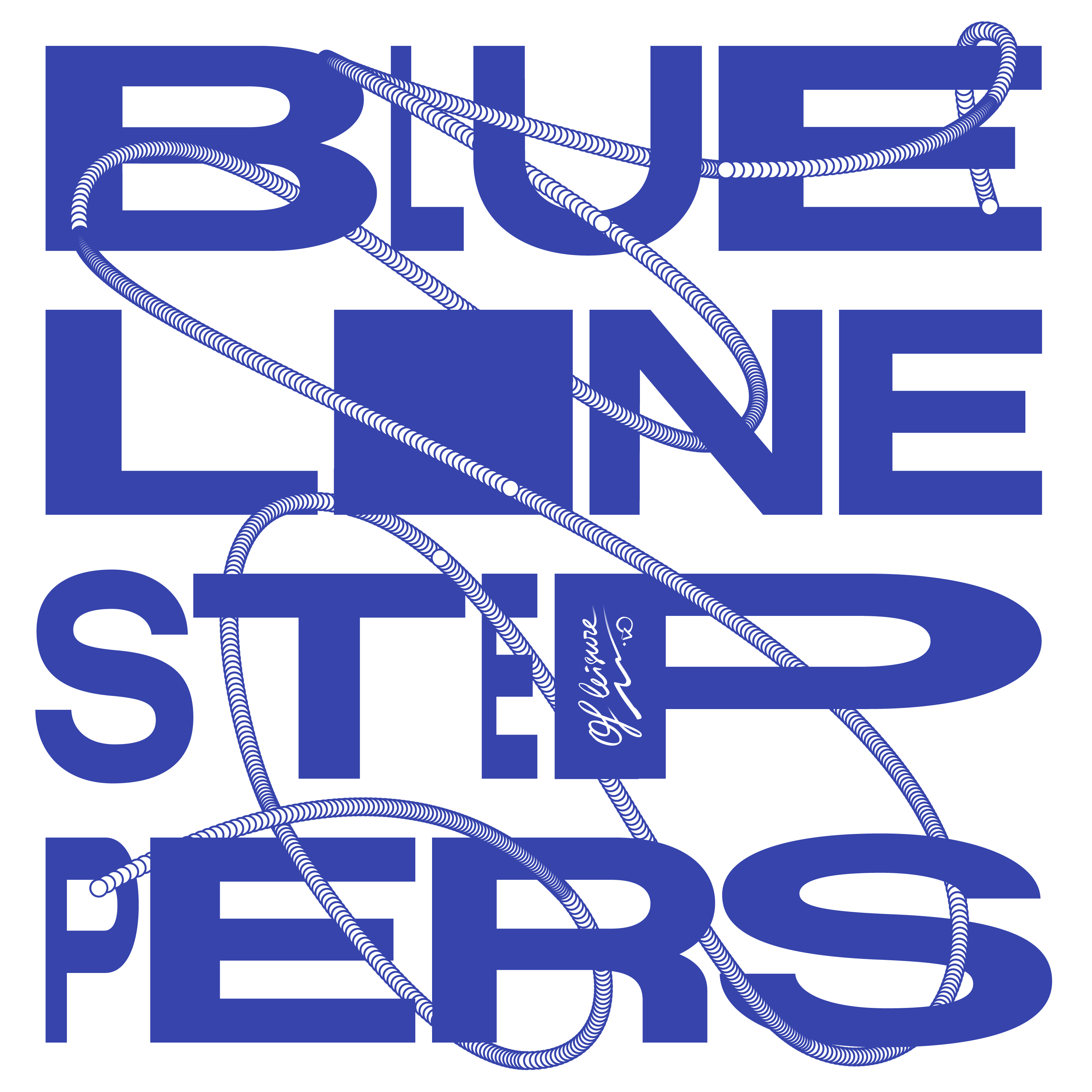 Blue Line Steppers