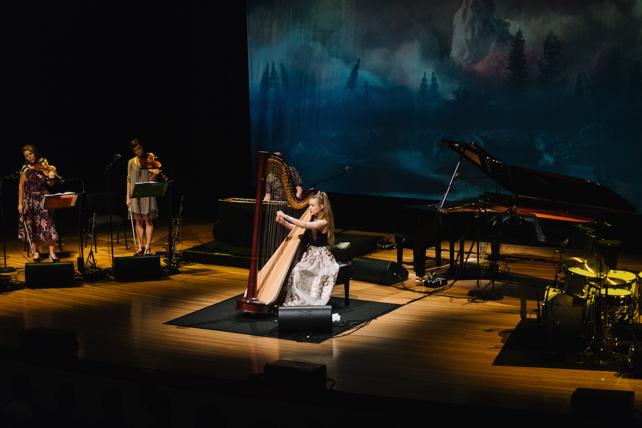 Joanna Newsom Live 8
