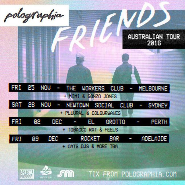 polographia-friends-tour-poster